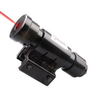 Laserrichter Rood voor de Schietsport