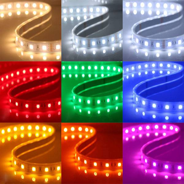 LED Strip, 6m selbstklebend 12V (#433002) - Luifel Verlichting ...