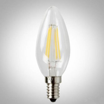 E14 Led Lamp Filament 4W