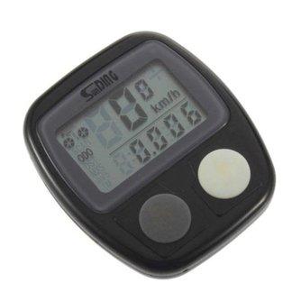 Stopwatch met Snelheidsmeter en Kilometerteller