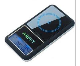 AMPUT Mini Digitale Weegschaal