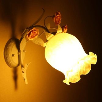 Rustieke Wandlamp
