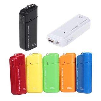 Draagbare USB Oplader