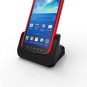 Dubbele Oplaadstation geschikt voor Samsung S4 Active