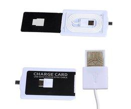 Mini USB Oplader