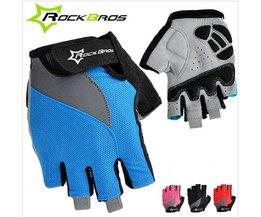 Rockbros Fiets Handschoenen Half