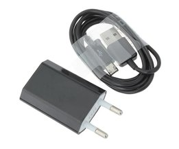Adapter USB met 1M Micro USB Kabel