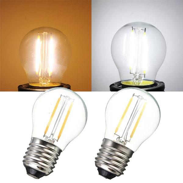 e27 2w led lamp met gloeidraad kopen i myxlshop tip. Black Bedroom Furniture Sets. Home Design Ideas