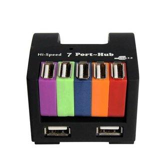 7 Poorts USB Splitter