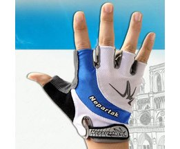 Mountain Bike Handschoenen Halve Vinger voor meer Grip