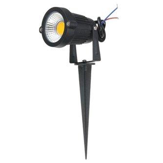 LED Spot Buitenlamp met Staaf