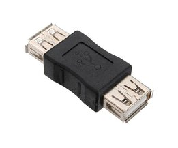 USB 2.0 Verlengstuk en Adapter