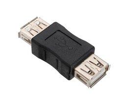 USB 2.0 Verlengstuk en Adapter