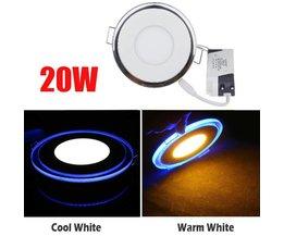 20W LED Paneel Rond