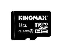 Kingmax Micro SD Kaart 16GB