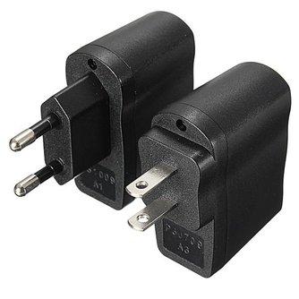 Poweradapter voor VS en EU Stopcontacten