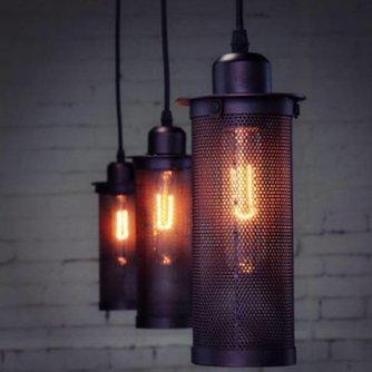 Metalen Industriële Lampen