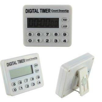 Oldschool Digitale Timer