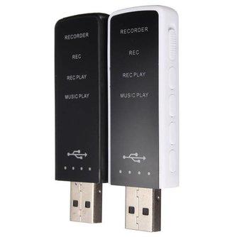 Digitale Voice Recorder 8GB