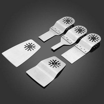 Set van 5 Schraper Messen