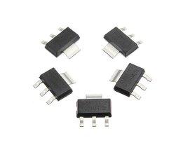 10 stuks 5V 1A Voltage Regulator Chip