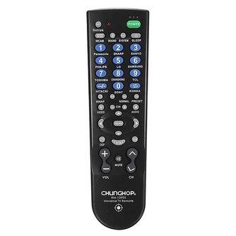 139EX Universele Remote voor TV