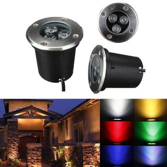 Waterdicht LED tuinverlichting