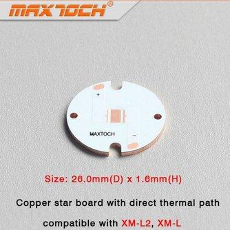 MAXTOCH CREE Printplaat van Koper met Thermisch Geleiding