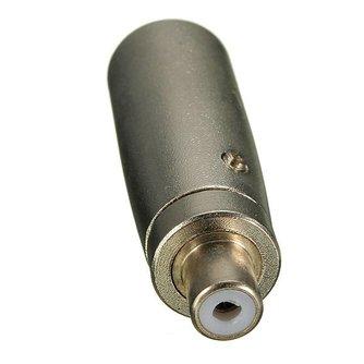 Zilveren Jack Adapter