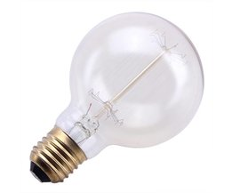 Wolframlamp Edison