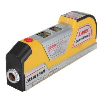 Waterpas met Laser