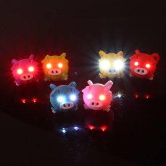 Sillicone LED Voor -en Achterlichtjes voor Fiets