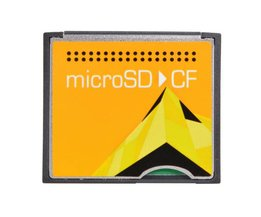 Micro SD-CF-Adapter