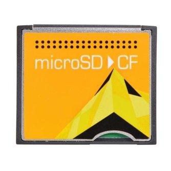 Micro SD-CF-Adapter