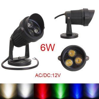 Vrolijk LED Spotlight voor Tuin