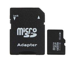 Micro SD 16 GB