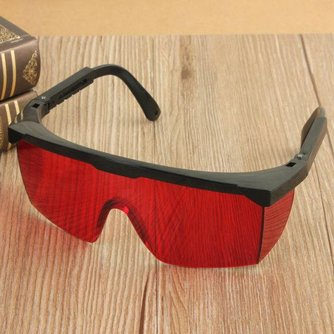 Rode Laser Bril
