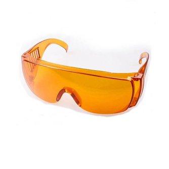 Gele Laserbril ter Bescherming van Blauw Licht 473 nm