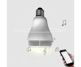 Lamp Met Speaker
