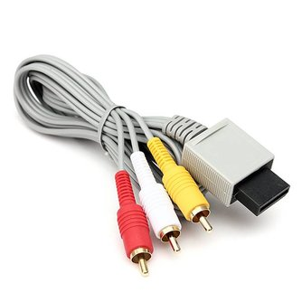 AV-kabel voor Nintendo Wii