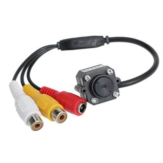 Bekabelde Mini Camera