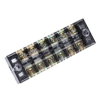 Schroef Terminal Block Connector 25A 600V