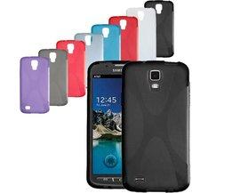 Hoesje voor Samsung Galaxy S4 Active i9295