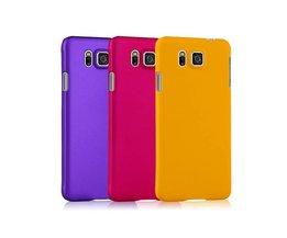 Hoesje voor Samsung Galaxy Alpha G8508S