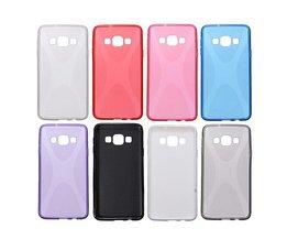 Zachte Gel Case voor Samsung Galaxy A3