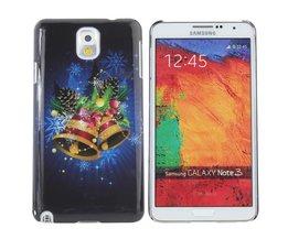 Kerstklokken Case voor de Samsung Galaxy Note 3