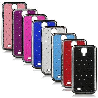 Kristal-inleg Hoesje voor de Samsung Galaxy S4