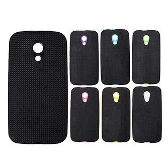 Siliconen Hoesje voor Motorola G2