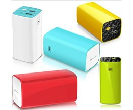 Dual USB Powerbank