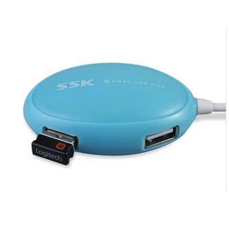 4 Poorts USB Hub 2.0